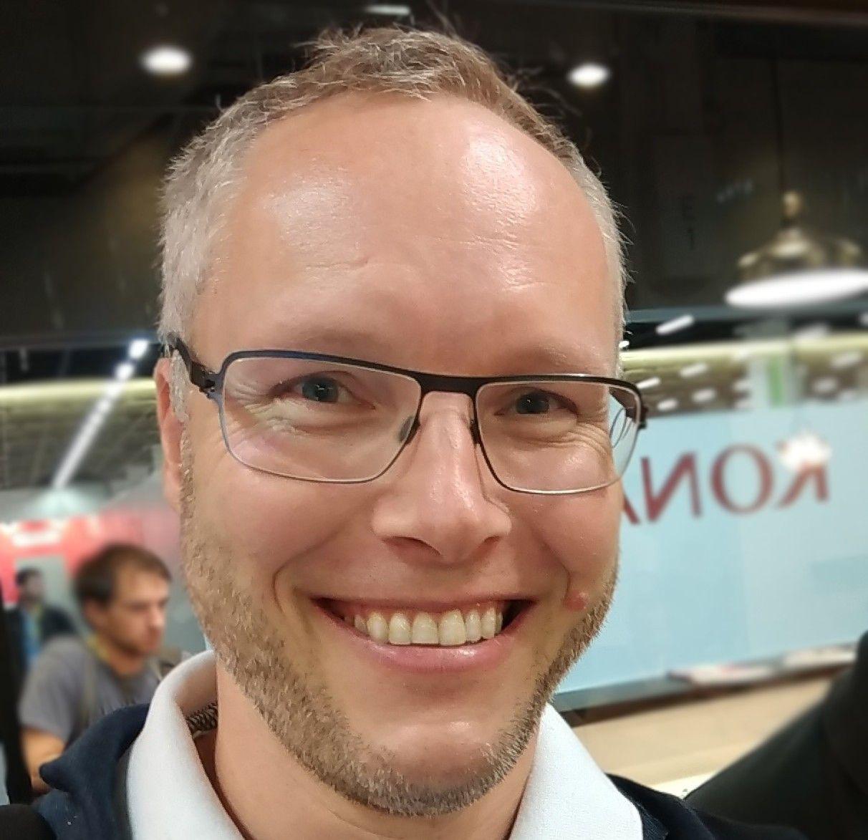 CEO of games industry network harlerd
